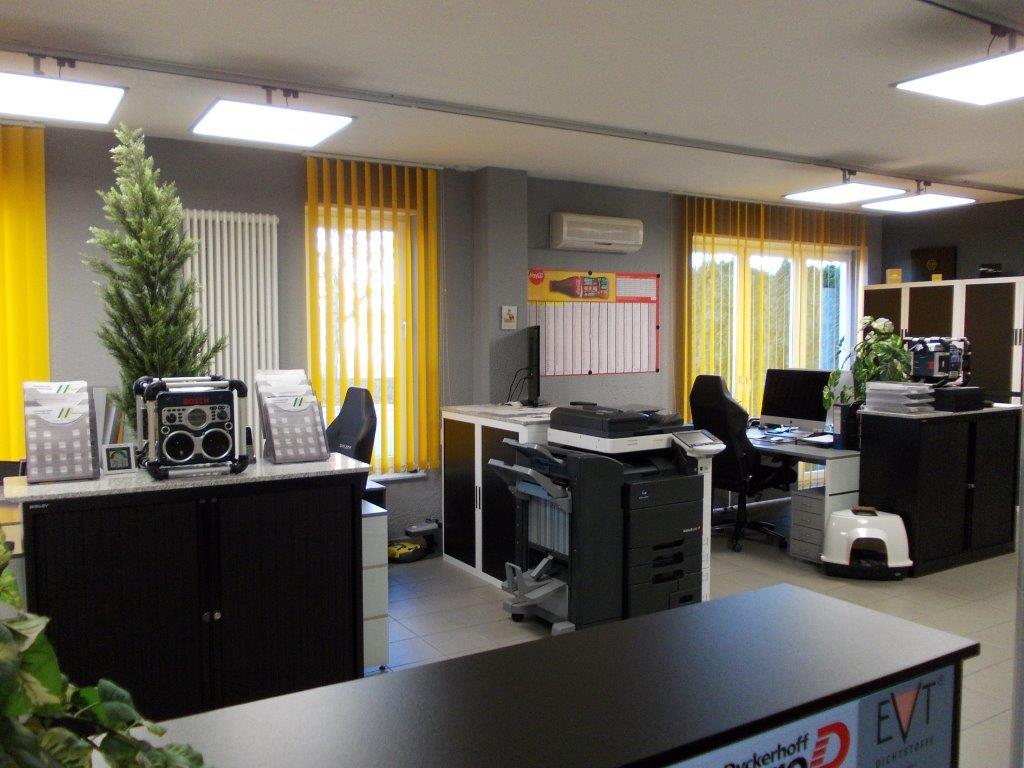 Wacker-Gruppe Büro